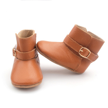 Wholesale Leather Winter Boot Kids Boots