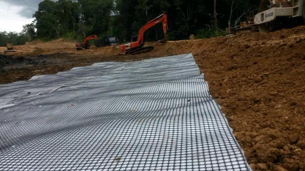 Combigrid PP Biaxial Geogrid