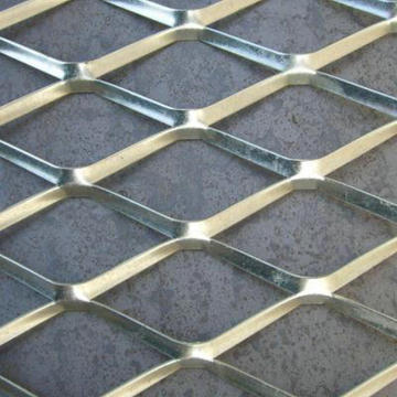 Expanded Mesh Expanded Plate Expanded Metal Mesh
