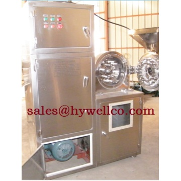 Dried Vegetable Grinding Machine
