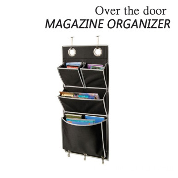 multifunctional Documents Book Organizer Hanger Classroom Pocket Magazine Holder