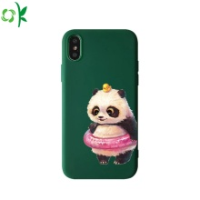 Hot Selling Panda Silicone Phone Cover Unisex