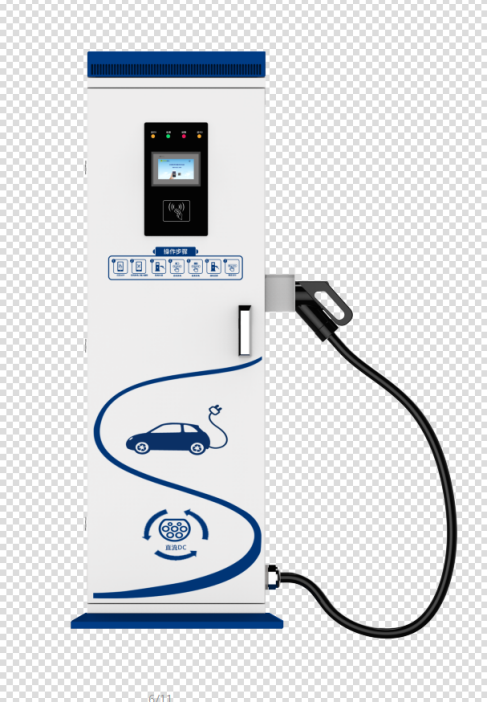 42Kw fast AC EV charger solutions CE RoHS
