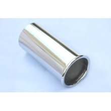 Fast Delivery for Stainless Steel Tail Pipes Rolled out Performance Exhaust Tip export to Dominican Republic Wholesale