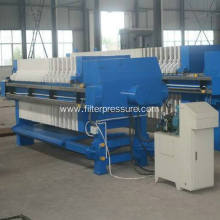Paper Board High Fructose Corn Syrup Filter Press