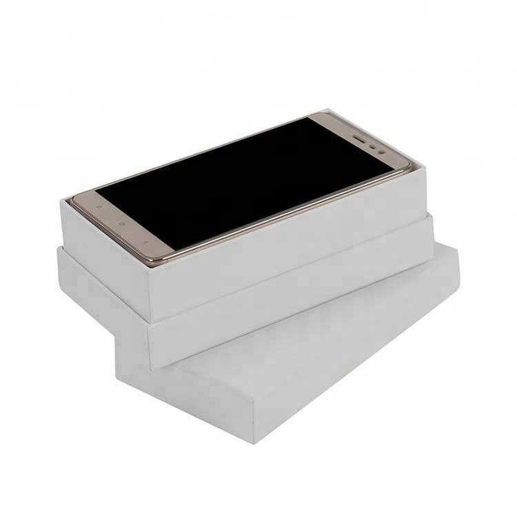 Wholesale White Empty Packaging Design Mobile Phone Box
