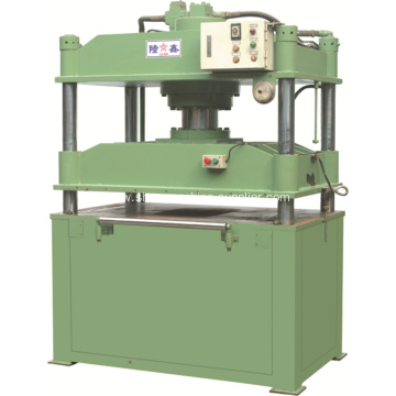 100 Ton 4-Column  Cutting Machine