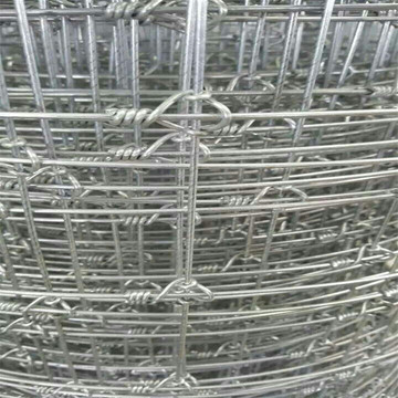 Hot Dipped Galvanized Hinged Joint Field Fence