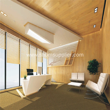 No-Formaldehyde Anti-Moth Fireproof MgO Ceiling Panel Board