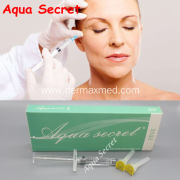 Injectable Dermal Filler for Eyes