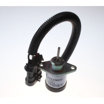 Hot New Products for Engine Parts New Shut Down Solenoid 7000769 Replaces Bobcat parts export to Andorra Manufacturer