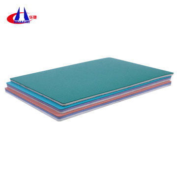 4.5mm Easy installation playground flooring pvc floor