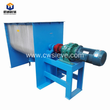 Best quality Powder horizontal ribbon blender mixer