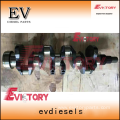 KUBOTA V1502 V1405 V1305 V1205 crankshaft main bearing