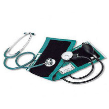 B.P.  monitor  with dual head stethoscope
