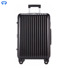 Factory Price for ABS Luggage Set, Hard ABS Case Luggage, ABS Suitcase Wholesale from China Aluminum frame travel zipper suitcase export to Pakistan Manufacturer