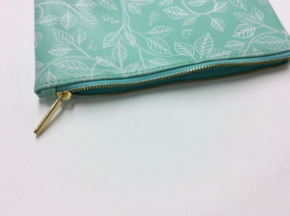 Practical envelope clutch purse