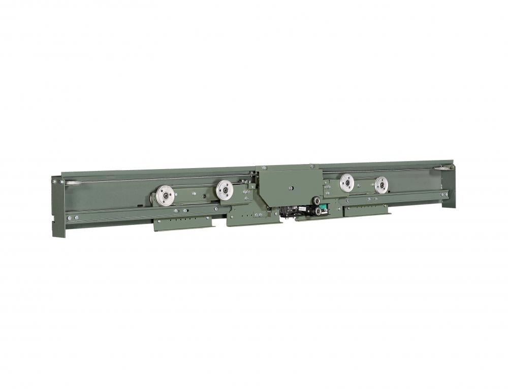 Two-speed Landing Elevator Door Operator ,2420mm - 4670mm Machine Length XD1219