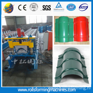 Ridge Cap Machine With Good Quality