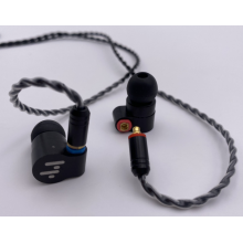 Hi-Res in-Ear Monitor Earphones with Detachable Cable