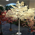 ABS Plastic Artificial Flower Tree
