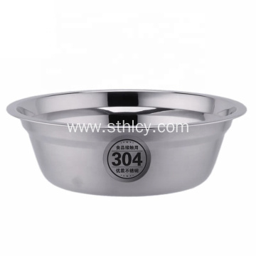 Stainless Steel 304 14-26cm Soup Pot