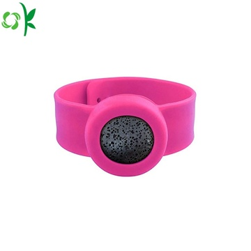 Newest Fashion Silicone Anti-mosquito Bracelet