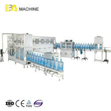 450-600BPH 5 Gallon Bottle Water Filling Production Line