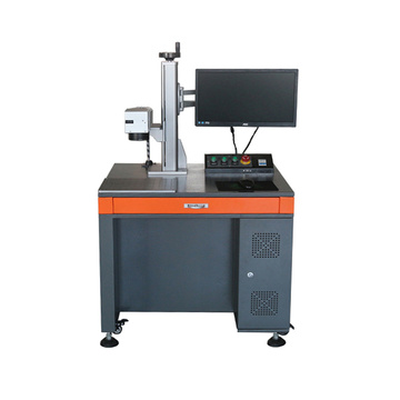 Desktop Fiber Laser Marking Machine for Animal Tag