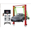Sucvary Remote Control 5D Wheel Alignment