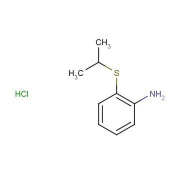 [2-(isopropylthio)phenyl]amine Hydrochloride For Making Ceritinib CAS 861343-73-9