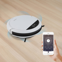 App real -time monitoring robot vacuum cleaner
