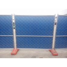 China OEM for Fence Accessories Blow Mouldidng Temporary Fence Base export to South Korea Manufacturers