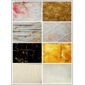 Interior Decoration Marble Design Clear Pvc Sheet