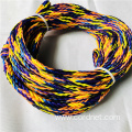 Colored Polyethylene Hollow Braided Water Ski Rope
