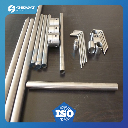 Cnc steel stainless parts