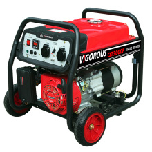 Hot Sales Single Phase 5 kW Gasoline Generator