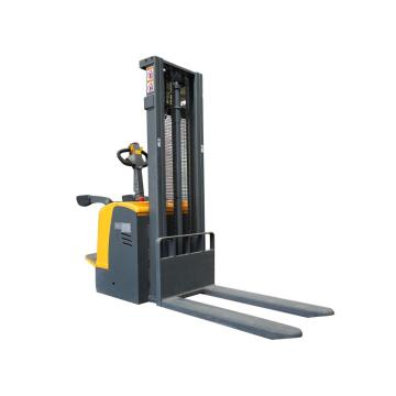 narrow battery operated warehouse forklifts