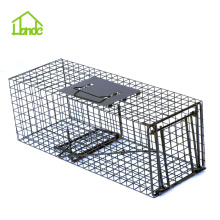 Short Lead Time for Medium Cage Trap,Animal Hunting Traps,Folding Animal Trap,Heavy Duty Live Animal Traps Manufacturer in China Repeating Live Squirrel Trap supply to Svalbard and Jan Mayen Islands Factory