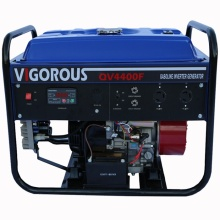 2KW Dual Fuel (Gas and Gasoline) Inverter Generator