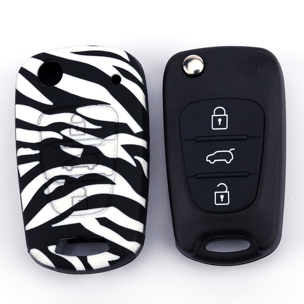 Silicone Key Jacket Cover