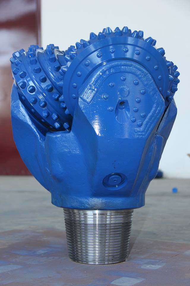 "15 1/2"" hard formation well drilling bit"