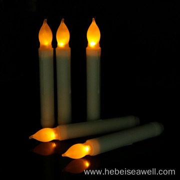 Decoration Stick Glowing Flicking Flameless Led Candle