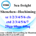 Shenzhen Transportation Service to Hochiming