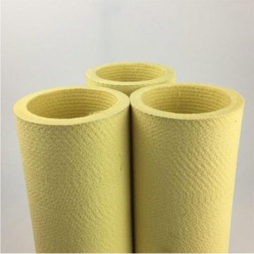 Kevlar Endless Needled Rollers Felt For Aluminium Extrusion