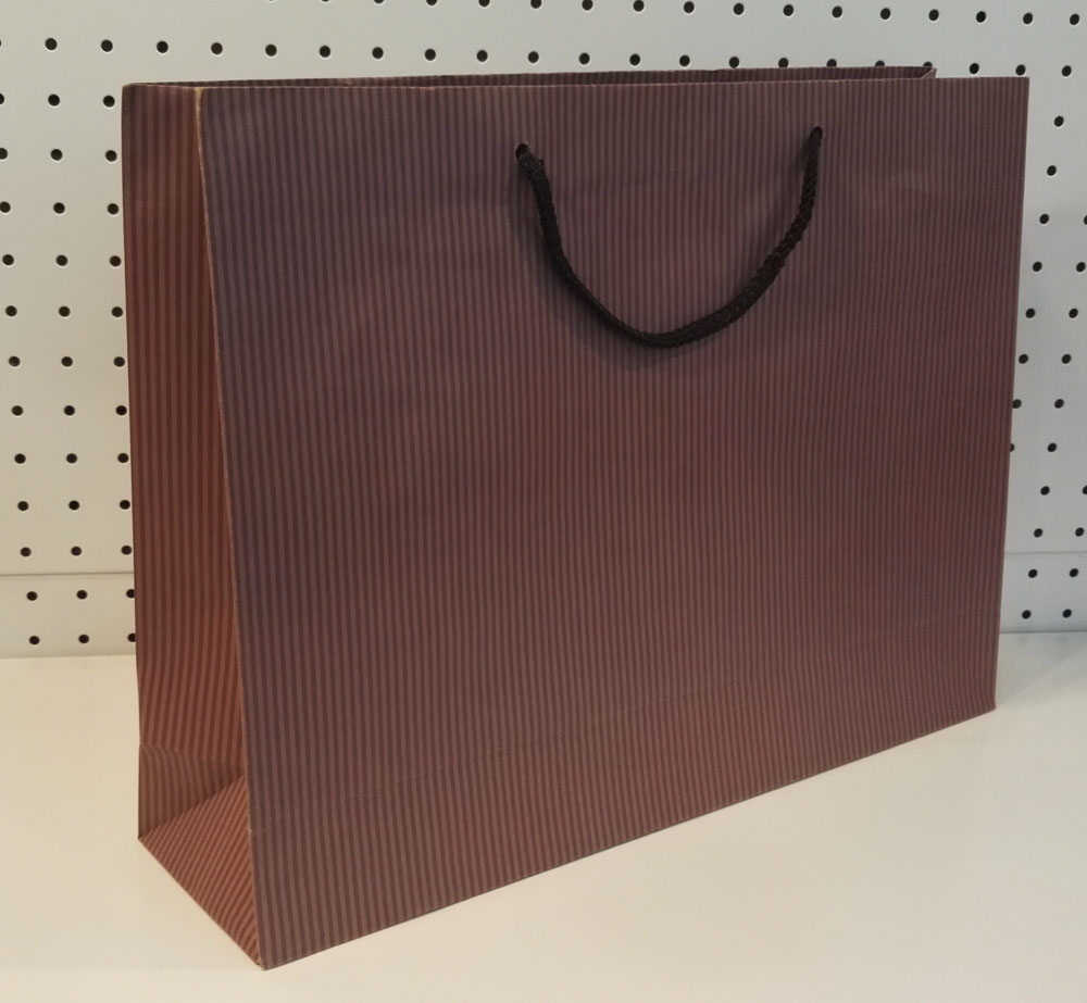 Brown Gift Bag