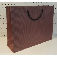 Striped Gift Paper Bag