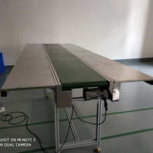 Food Grade PU Belt Conveyor for Food Industry