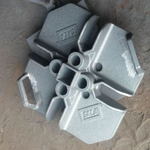 OEM Supply for Sand Casting Ductile Grey Iron Sand Casting With Machining supply to Maldives Importers