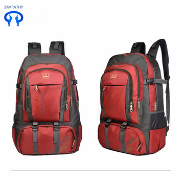 Backpacks for outdoor mountaineering
